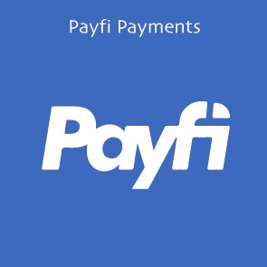 Magento 2 Payfi Payments Extension