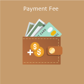 Magento 2 Payment Fee Thumbnail
