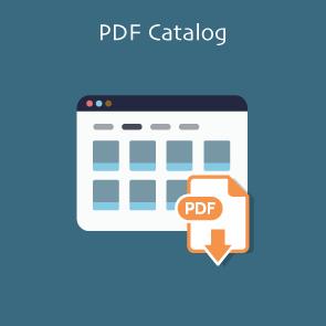 Magento 2 PDF Catalog Thumbnail