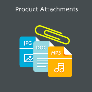 Magento 2 Product Attachments Thumbnail