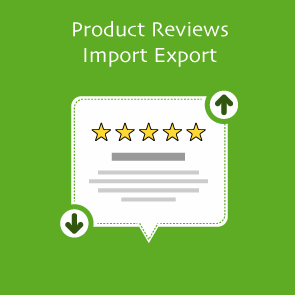 Magento 2 Product Reviews Import Export Thumbnail