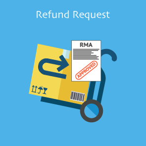 Magento 2 Refund Request Thumbnail