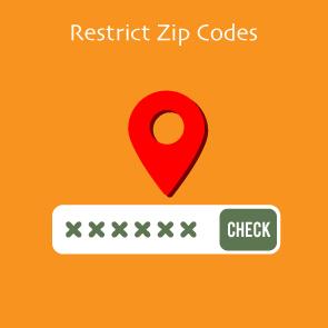 Magento Restrict Zip Codes Thumbnail