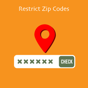 Magento 2 Restrict Zip Codes Thumbnail