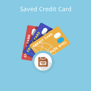 Magento 2 Saved Credit Card Thumbnail