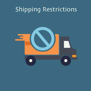 Magento 2 Shipping Restrictions Thumbnail