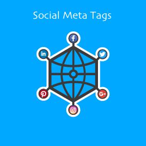 Magento 2 Social Meta Tags Thumbnail