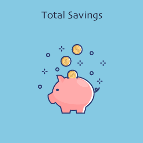 Magento 2 Total Savings Extension