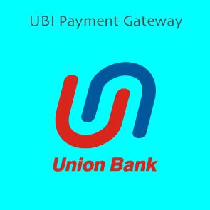 Magento 2 UBI Payment Gateway Thumbnail