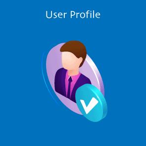 Magento 2 User Profile Extension