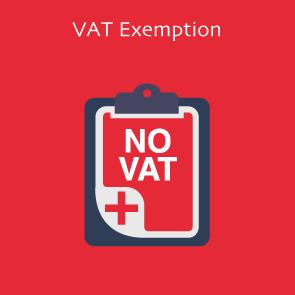 Magento 2 VAT Exemption Thumbnail