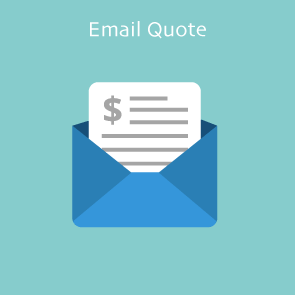 Magento Email Quote Thumbnail