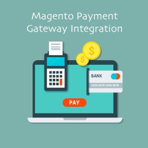 Magento Payment Gateway Integration Service