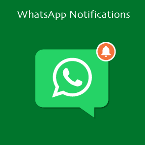 Magento WhatApp Notifications Extension