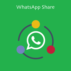 Magento WhatsApp Share Thumbnail