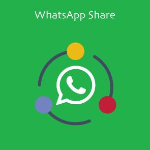 Magento WhatsApp Share Thumbnail