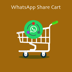 Magento WhatsApp Share Cart Thumbnail